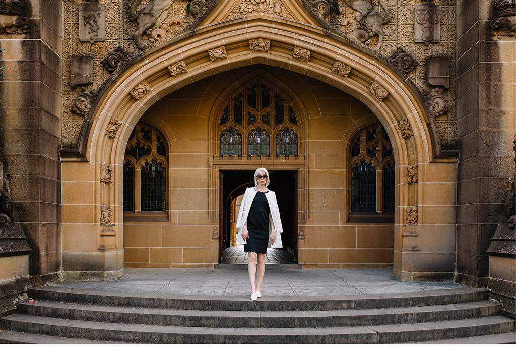 12 Sydney University Photo shoot