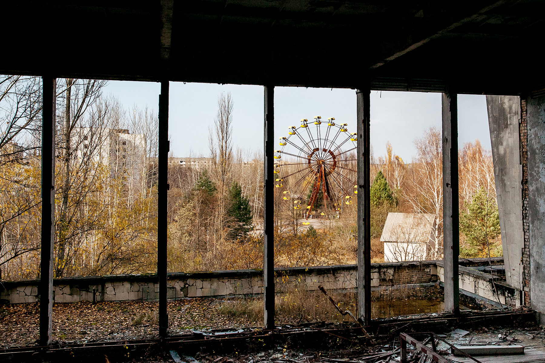 12 Urbex Travel Photography