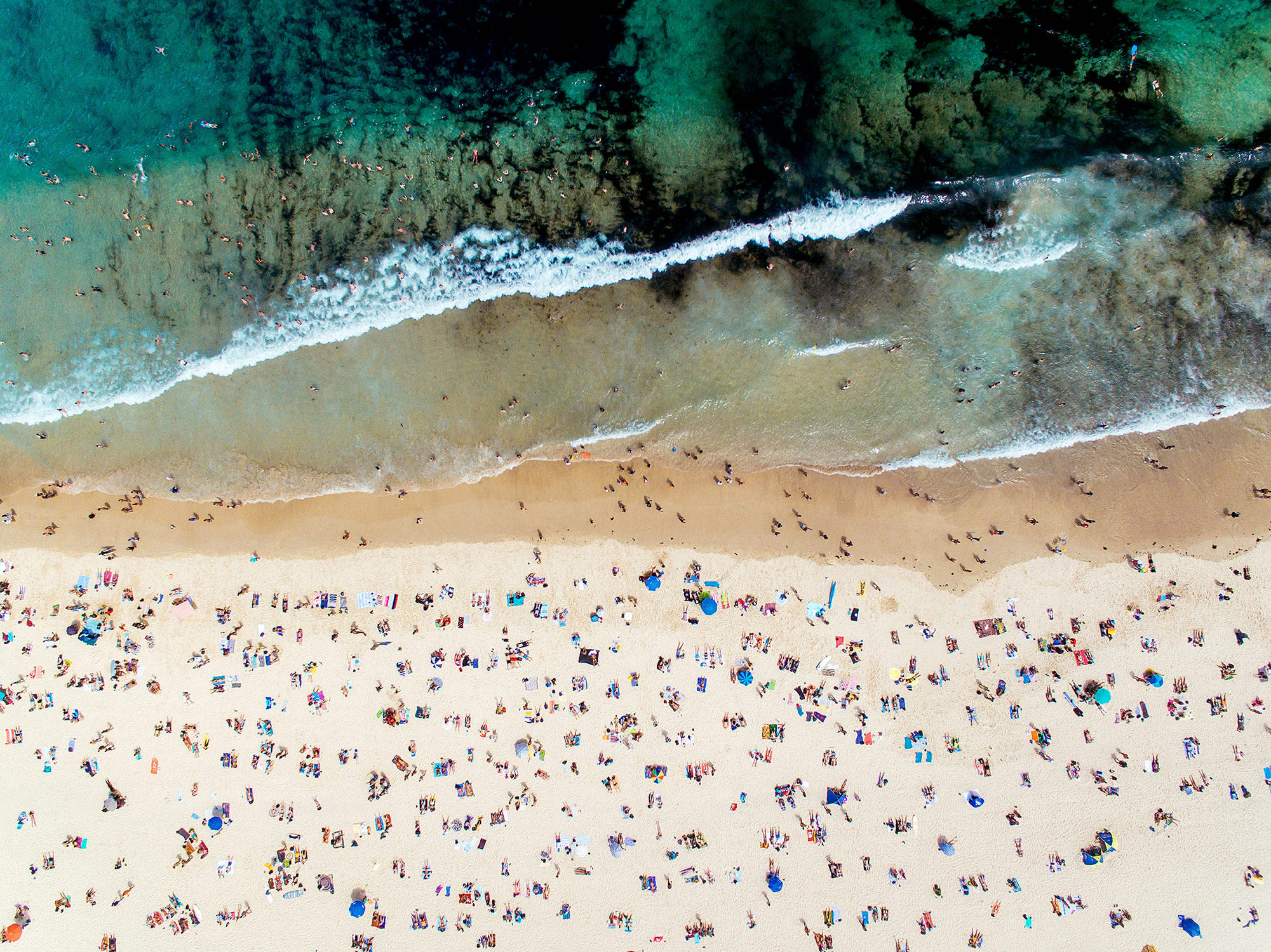 10 Bondi Beach Drone Photo Photographer